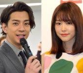三浦翔平&桐谷美玲が結婚報告→二流どうしで気が合いそう(^^)お幸せに。
