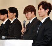 純烈リーダー 元メンバー友井氏グループ加入時に危惧→残りの四人は大丈夫だよ・・・ね?